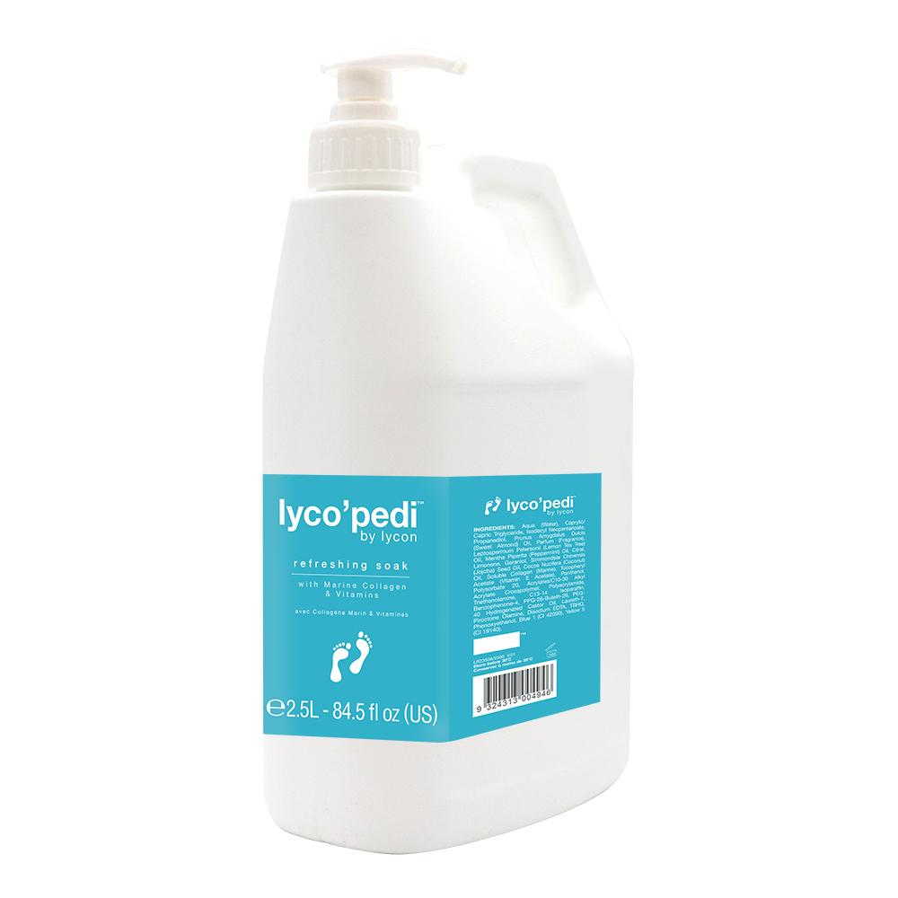 Lycon Lyco'Pedi Refreshing Foot Soak (2.5 Litres)