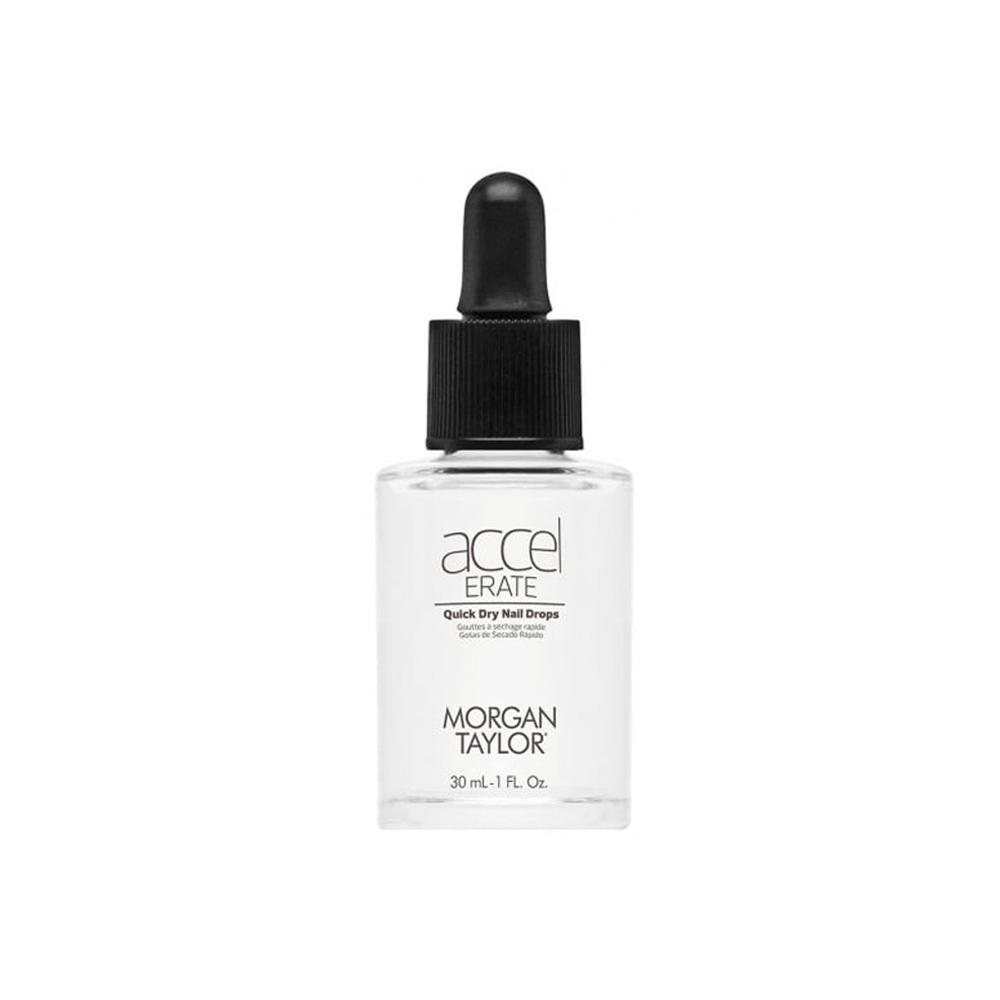 Morgan Taylor Accel Erate Quick Dry Nail Drops 30ml