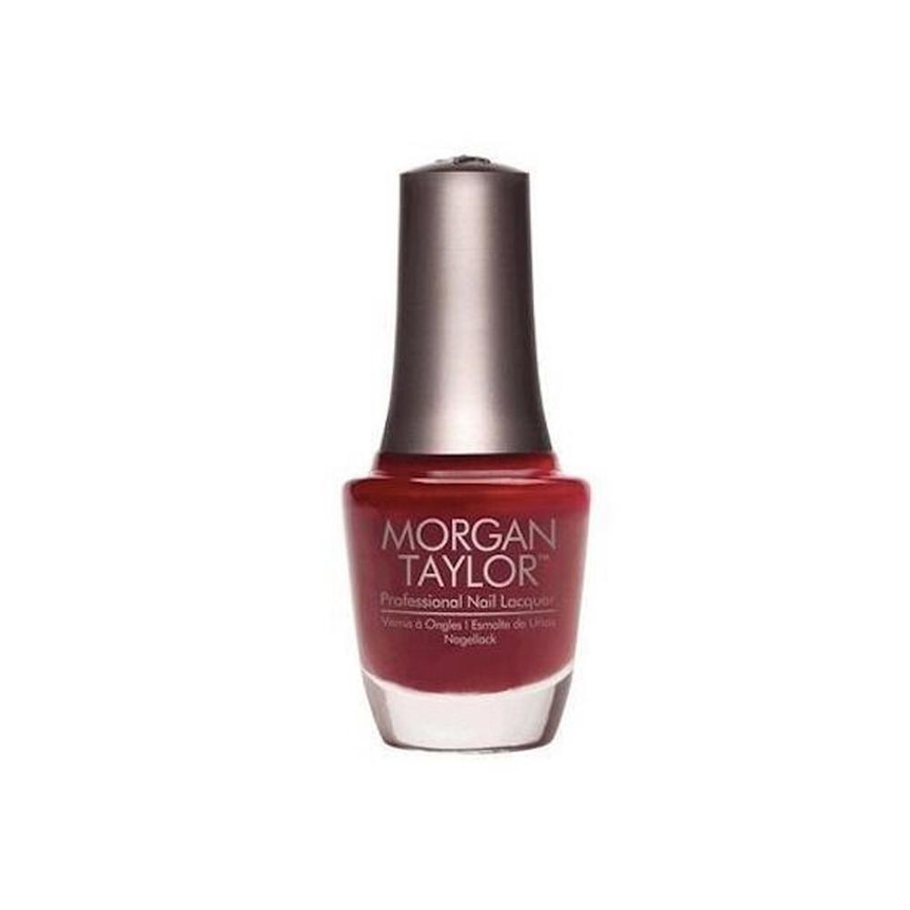 Morgan Taylor Nail Polish A Touch Of Sass 15ml