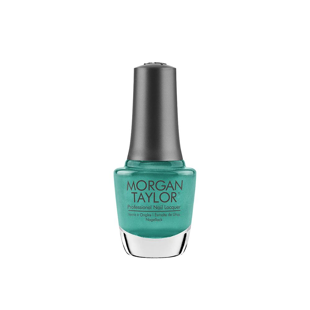 Morgan Taylor Nail Polish Sir Teal To You (15ml)