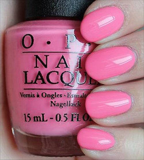 OPI Nail Polish NLA68 Kiss Me I'm Brazilian 15ml