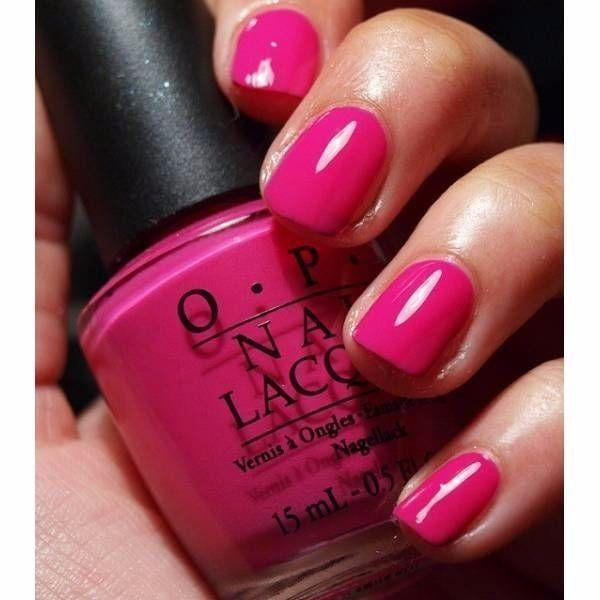 OPI Nail Polish NLH59 Kiss Me On My Tulips 15ml