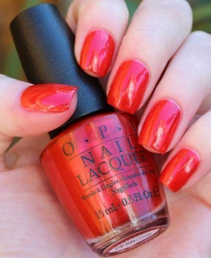 OPI Nail Polish NLV30 Gimme a Lido Kiss 15ml