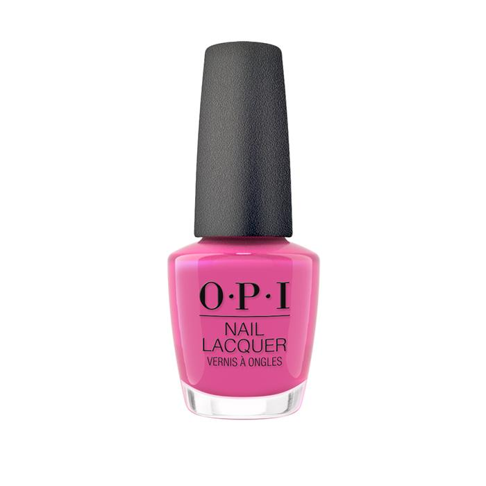 OPI Nail Polish NLL19 No Turning Back From Pink Street 15ml
