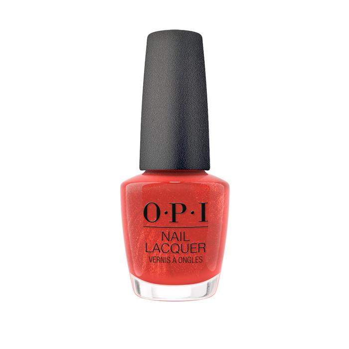 OPI Nail Polish NLL22 A Red-vival City 15ml