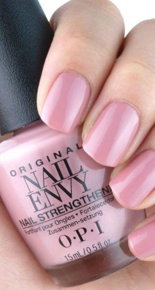 OPI Nail Envy Nail Strengthener & Colour - Hawaiian Orchid 15ml