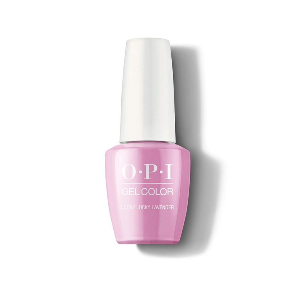 OPI GelColor GCH48 Lucky Lucky Lavender Col (15ml)