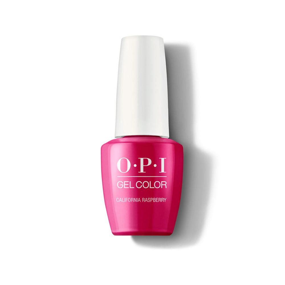 OPI GelColor GCL54 California Raspberry (15ml)