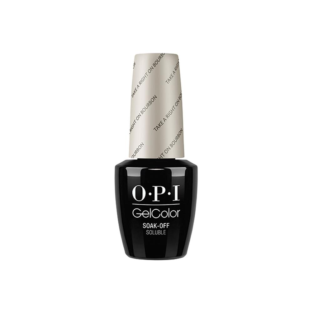OPI GelColor GCN59 Take A Right On Bourbon 15ml