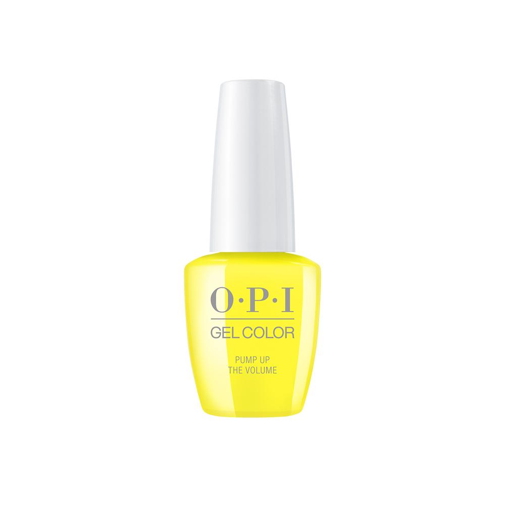 OPI GelColor GCN70 - PUMP Up the Volume (15ml)