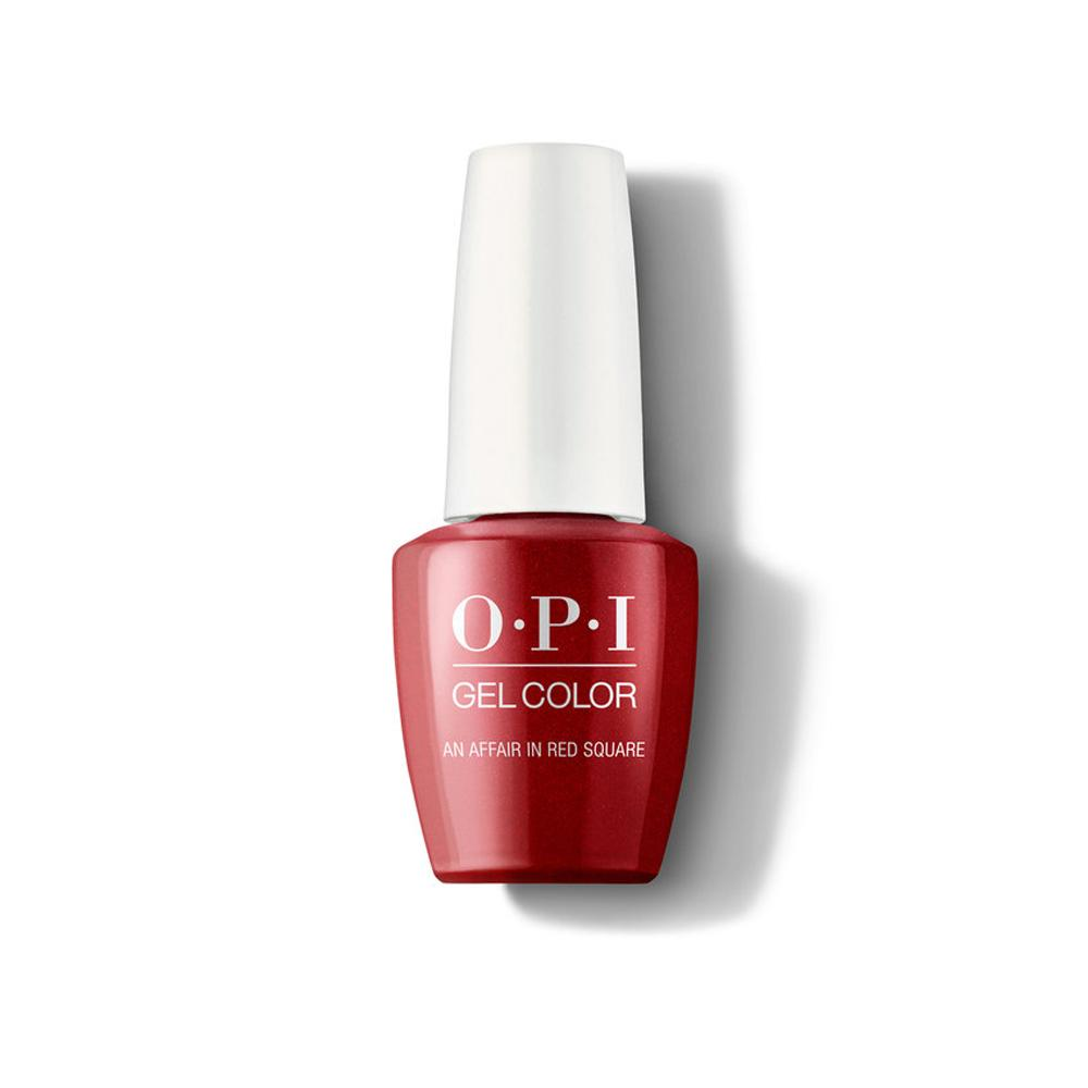 OPI GelColor GCR53 An Affair In Red Square (15ml)