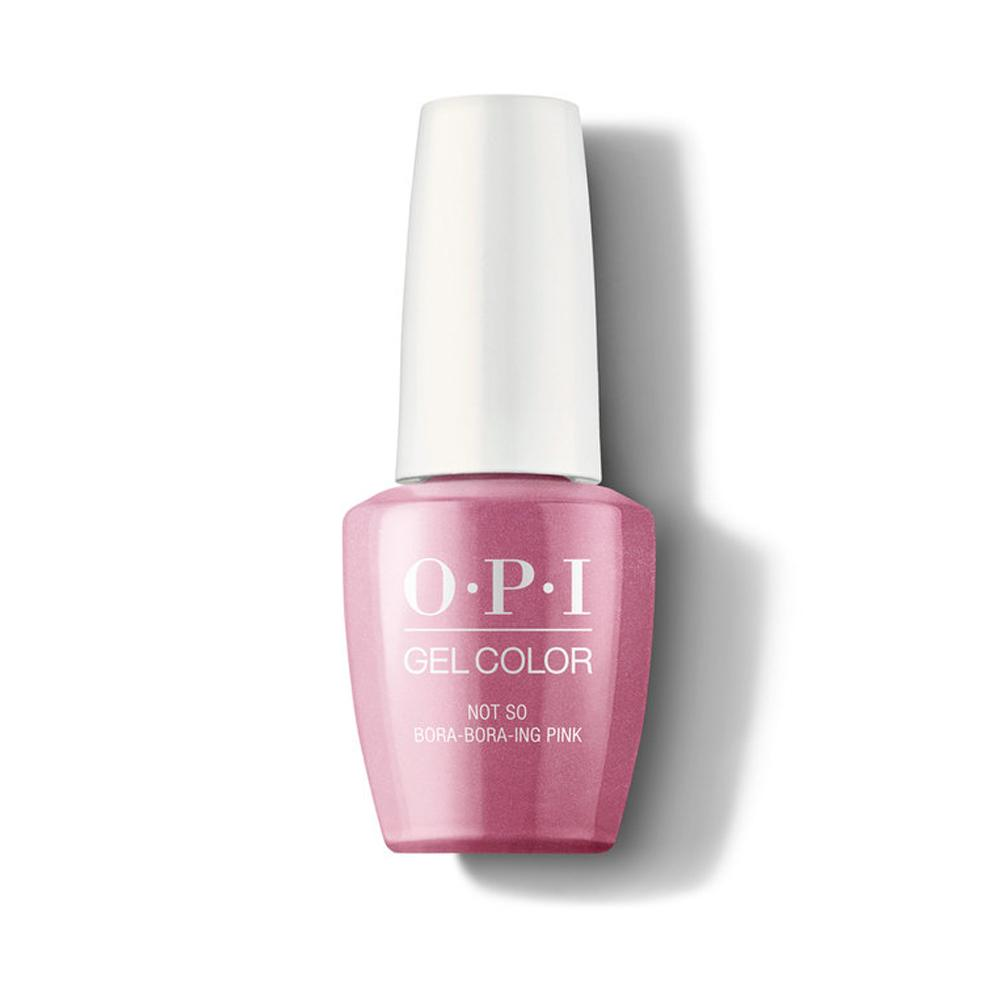 OPI GelColor GCS45 Not So Bora -Bora-Ing Pink (15ml)