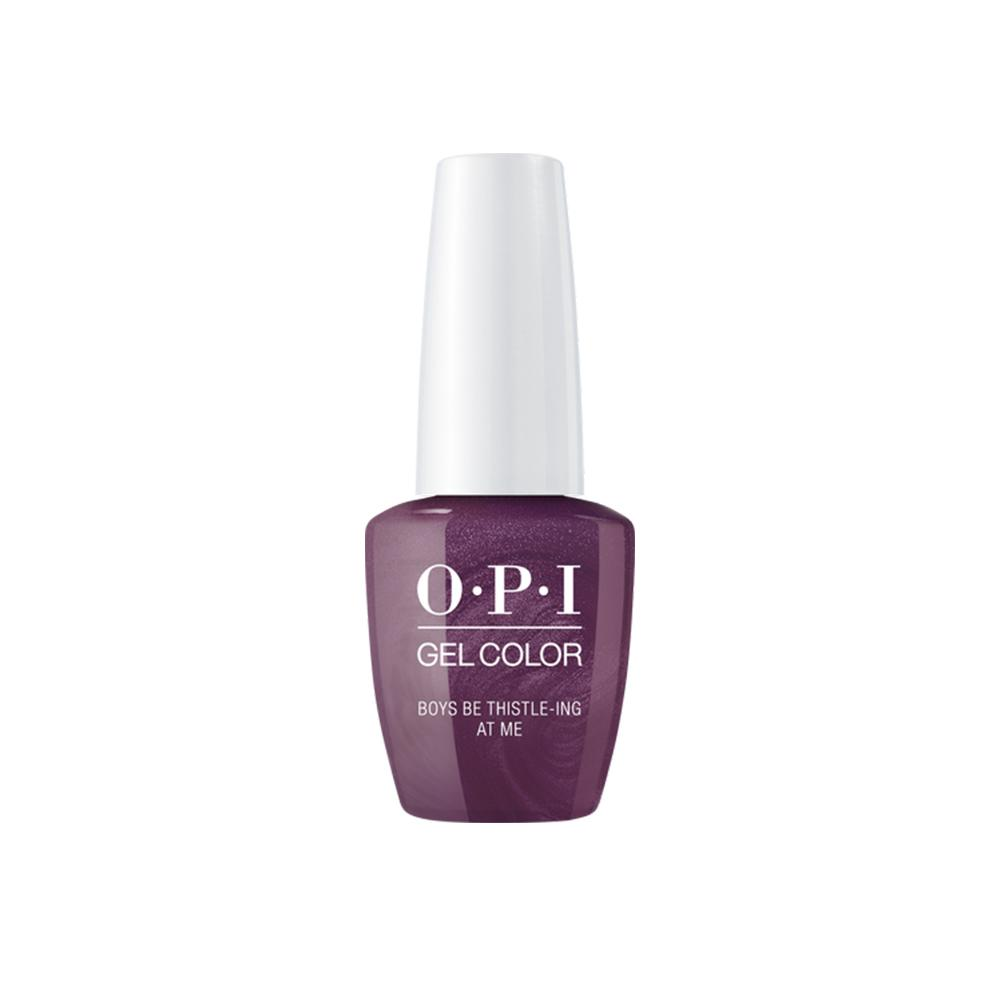 OPI GelColor GCU17 - Boys Be Thistle-ing at Me (15ml)