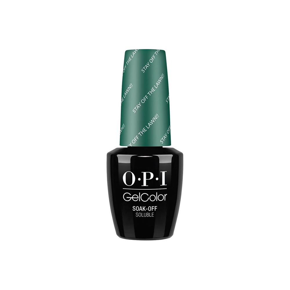 OPI GelColor GCW54 Stay Off the Lawn!! 15ml