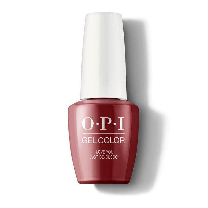 OPI GelColor GCP39 I Love You Just Be-Cusco (15ml)