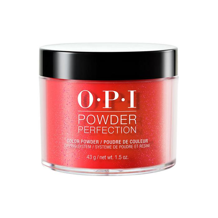 OPI Powder Perfection Dipping Powder - Gimme A Liddo Kiss (43g)