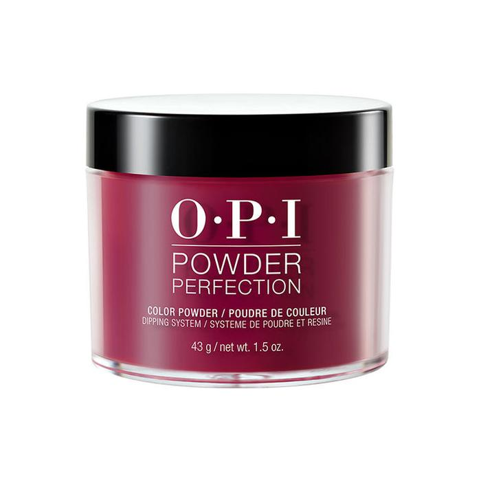 OPI Powder Perfection Dipping Powder - Miami Beet (43g)