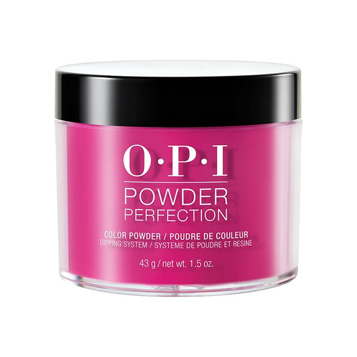 OPI Powder Perfection Dipping Powder - Pink Flamenco (43g)