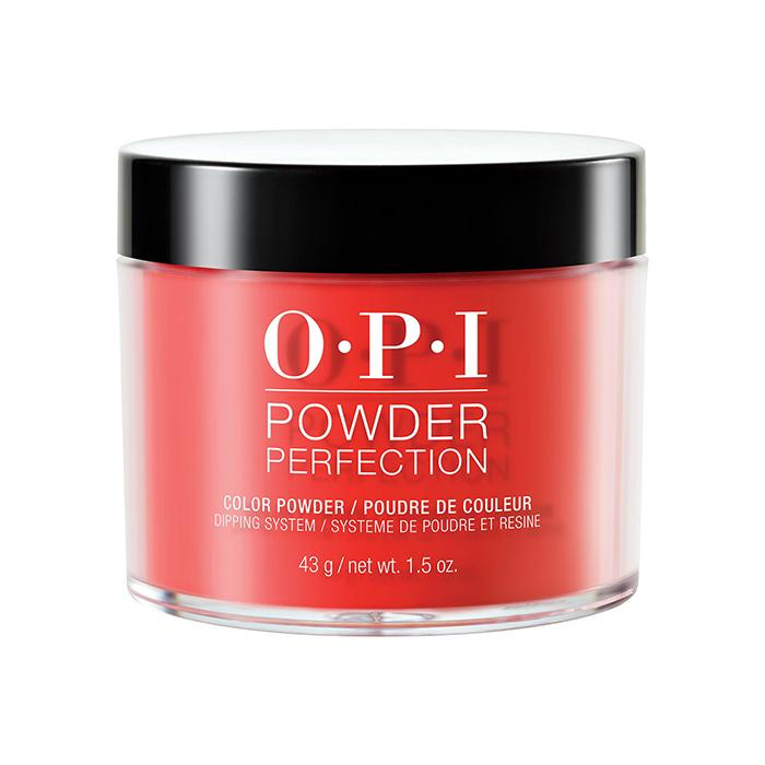 OPI Powder Perfection Dipping Powder - A Good Man-Darin Is Hard To Find (43g)