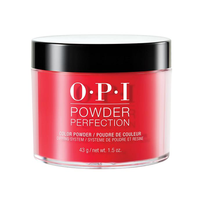OPI Powder Perfection Dipping Powder - Cajun Shrimp (43g)