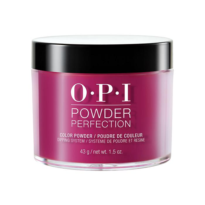 OPI Powder Perfection Dipping Powder - Spare Me A French Quarter? (43g)