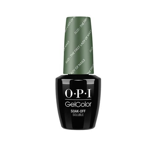 OPI GelColor GCW55 Suzi - The First Lady of Nails 15ml