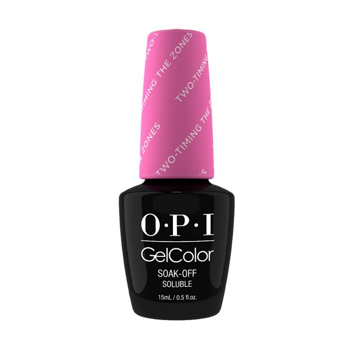 OPI GelColor GCF80 Two-timing the Zones 15ml