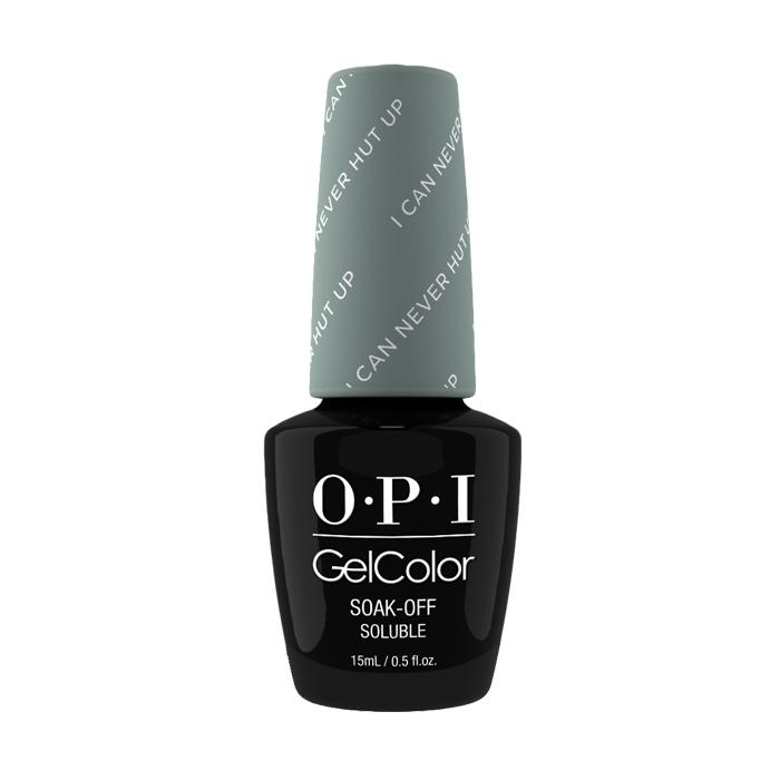 OPI GelColor GCF86 I Can Never Hut Up 15ml
