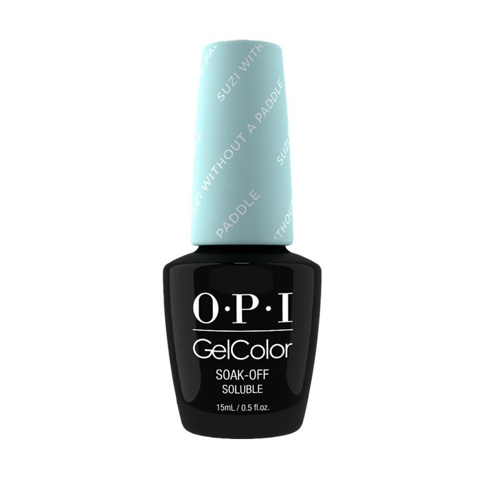 OPI GelColor GCF88 Suzi Without a paddle 15ml