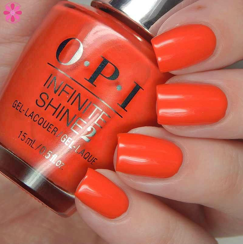 OPI Infinite Shine ISLD38 Me, Myselfie & I 15ml