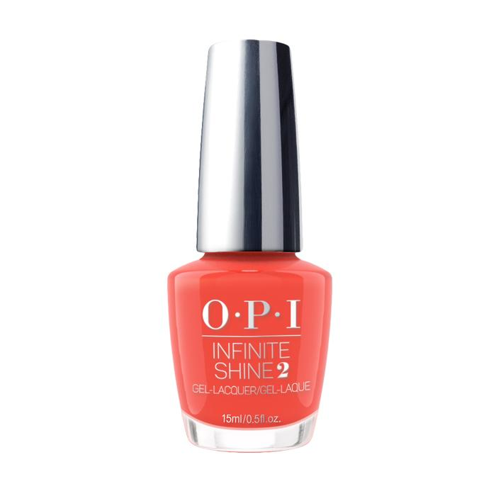 OPI Infinite Shine ISLF81 Living on the Bula-vard! 15ml
