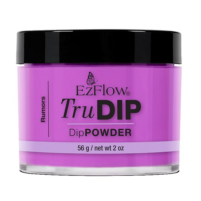 EzFlow TruDip Nail Dipping Powder - Rumors (56g)
