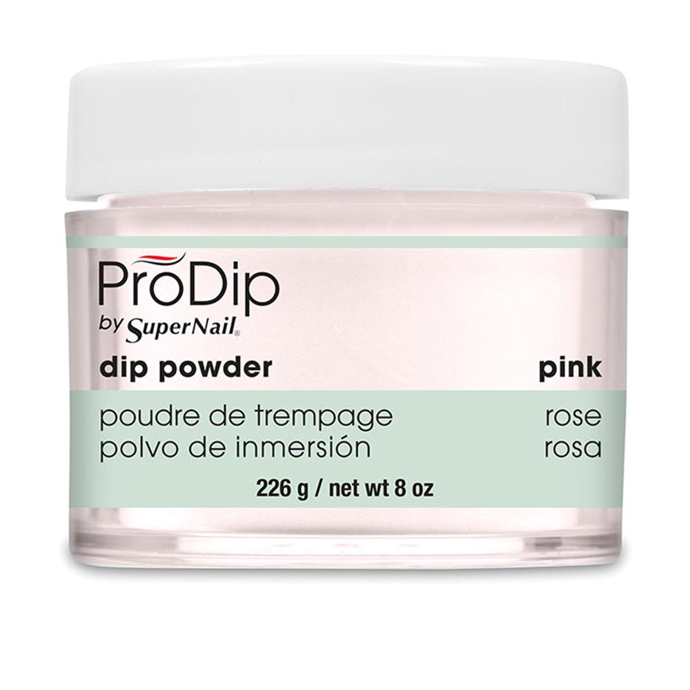ProDip by SuperNail Nail Dip Powder - Pink (226g)