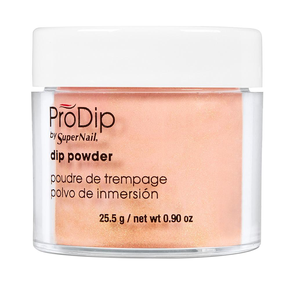 ProDip by SuperNail Nail Dip Powder - Golden Cantaloupe (25g)