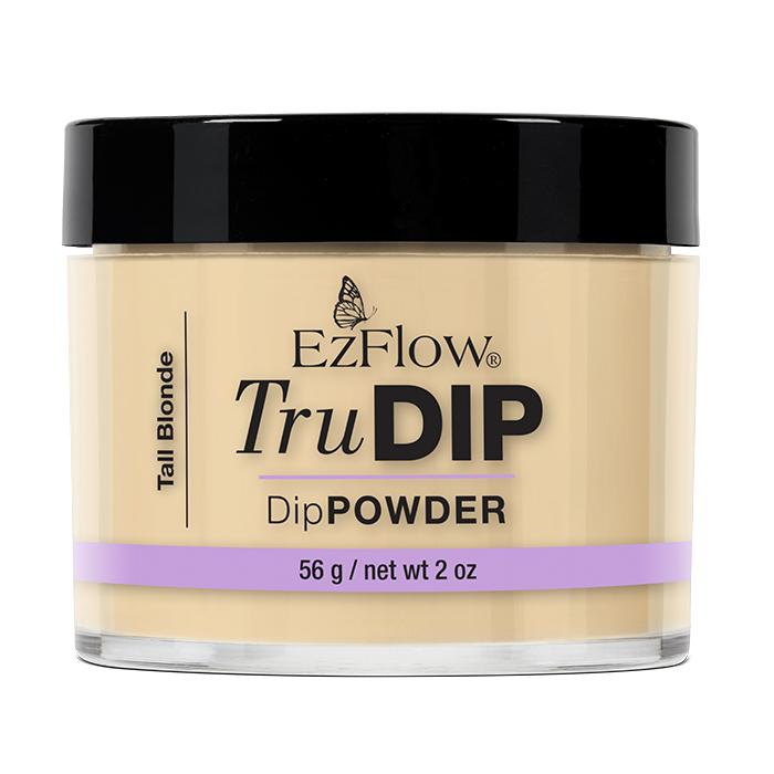EzFlow TruDip Nail Dipping Powder - Tall Blonde (56g)