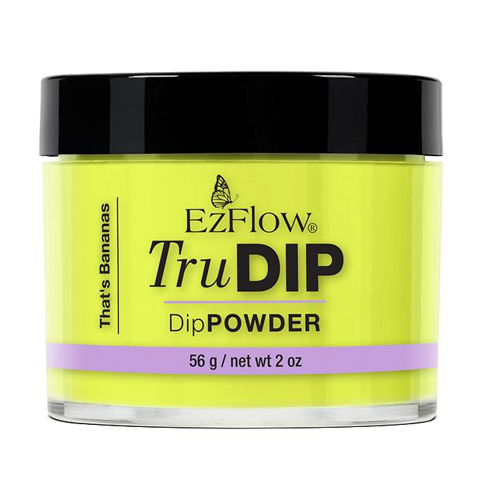 EzFlow TruDip Nail Dipping Powder - That's Bananas (56g)