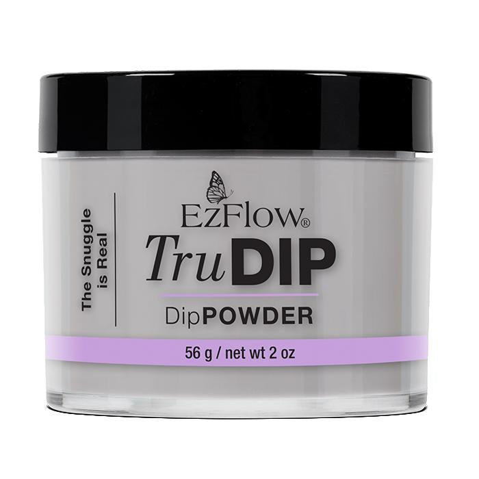 EzFlow TruDip Nail Dipping Powder - The Snuggle   is Real (56g)