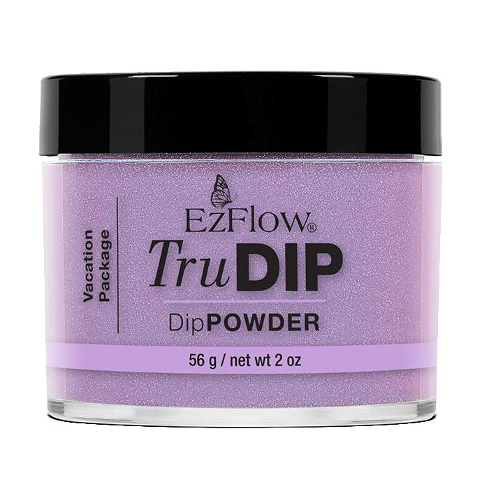 EzFlow TruDip Nail Dipping Powder - Vacation Package (56g)