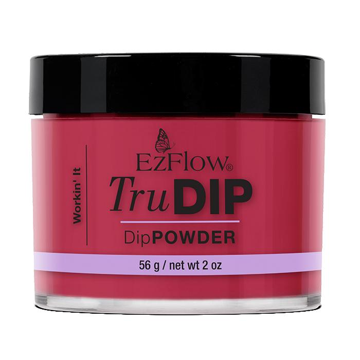 EzFlow TruDip Nail Dipping Powder - Workin' It (56g)