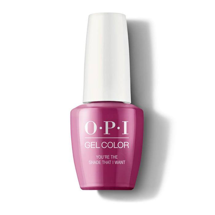 OPI GelColor GCG50 You're the Shade That I Want (15ml)