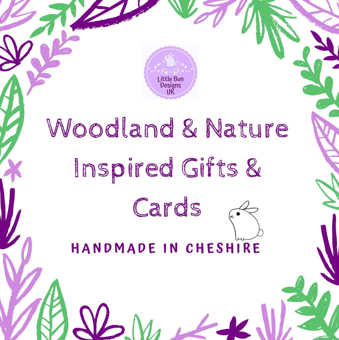 Woodland and nature inspired gifts and cards