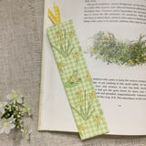 Waterside Wildlife Bookmarks / Fabric Covered / Handmade - Little Bun Designs UK
