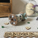 Bunny scissor holder / sewing accessories / bunny gifts / sewing gifts - Little Bun Designs UK