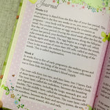 Baby Journal / Baby Bump to 1st Birthday Record Book - Little Bun Designs UK