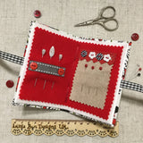 Handmade Needle Book / Sewing Accessories / Chicken Gifts - Little Bun Designs UK