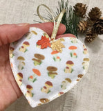 Autumn Woodland Lavender Sachets - Little Bun Designs UK