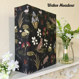Photo Album / Fabric Covered / 6 x 4 Inch Photos - Little Bun Designs UK