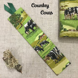 Handmade Bookmarks / Countryside Bookmarks - Little Bun Designs UK