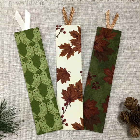 Handmade Bookmarks / Countryside Bookmarks