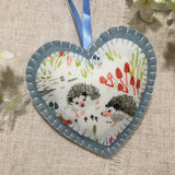 Aromatherapy Sachets / Hedgehog Gifts - Little Bun Designs UK
